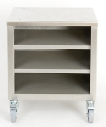 STAINLESS STEEL MOBILE CABINET FOR C200 - C200G
